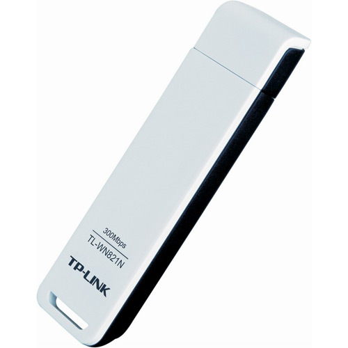 Wireless TP-Link USB TL-WN821N 300 Mbps - PC FLORIPA