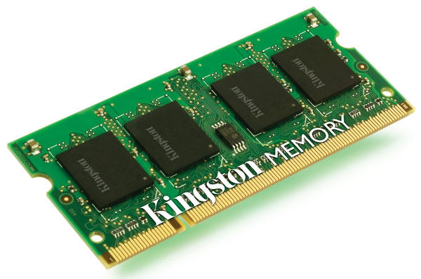 Memoria Notebook 4 GB DDR3 1333 Kingston - KVR1333D3S9/4G SODIMM - PC FLORIPA