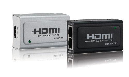 Repetidor de Sinal HDMI F x HDMI F Até 30 Metros Feasso - PC FLORIPA