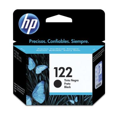 Cartucho HP CH561HB (122) Preto Original - PC FLORIPA