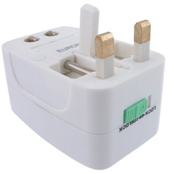 Adaptador Universal Tomadas do Exterior - PC FLORIPA