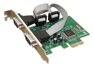 Placa PCI-Express Serial 2 Portas - PCI-e - PC FLORIPA