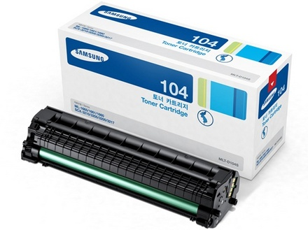 Toner Samsung MLT-D104S - 1660 - 1665 - 1865 - SCX 3200 - SCX 3205 - PC FLORIPA