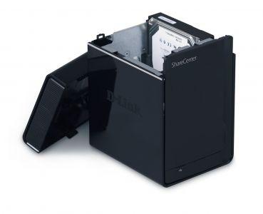 Storage D-Link DNS-320Z - 2 Baias Discos Sata - PC FLORIPA