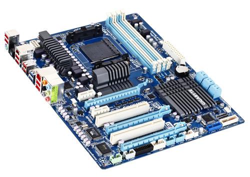 Placa Mãe AM3 Gigabyte GA-990XA-UD3 - PC FLORIPA