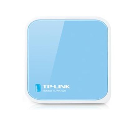 Roteador Wireless TP-Link TL-WR702N 150Mbps - Nano - PC FLORIPA