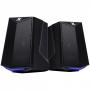 Caixa de Som VX Gaming Crusade 2.0 USB+P2 LED