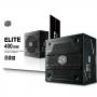 Fonte ATX Cooler Master Elite 400 Ver.3 400W PFC Ativo MPW-4001-ACAAN1-WO