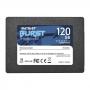 SSD Patriot 120 GB 2,5´ SATA III - PBU120GS25SSDR