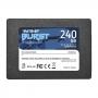 HD Patriot SSD 240 GB 2,5´ SATA III - PBU240GS25SSDR