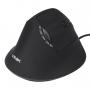Mouse Vertical Vinik Fit Preto 1600DPI - MF100