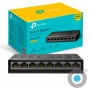 Switch TP-Link Gigabit de Mesa com 8 portas 10/100/1000 LS1008G