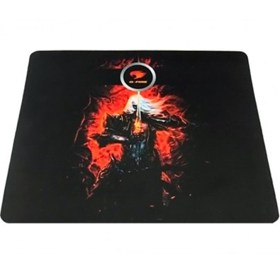 Base P/ Mouse G-Fire MP2014BGSB Gamer 320X265MM - PC FLORIPA