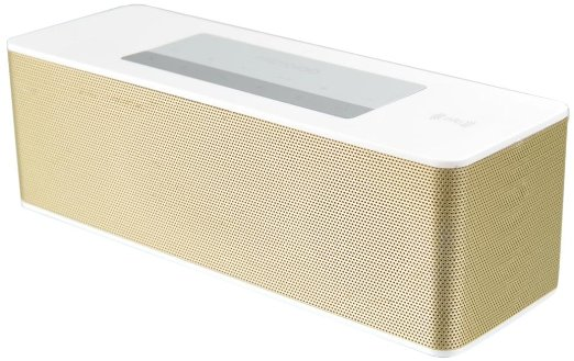 Caixa de Som Microlab MD215 Bluetooth 4.0 Golden - 24W RMS - PC FLORIPA