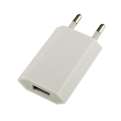 Carregador Tomada P/ Iphone - Ipod - MP3 - Samsung Galaxy entre Outros - PC FLORIPA