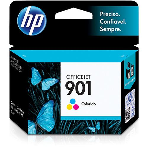 Cartucho HP Original CC656AB (901) Color - PC FLORIPA