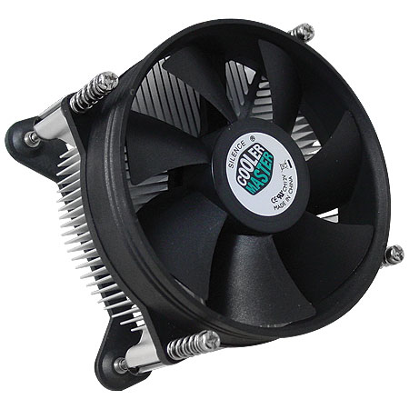 Cooler Master Socket 1155 - I3/I5/I7 - DP6-9EDSA-0L-GP - PC FLORIPA