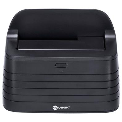Dock Station Vinik, 1 Baia, 2.5´/3.5´, USB 3.0, Preto - DS-A30 - PC FLORIPA