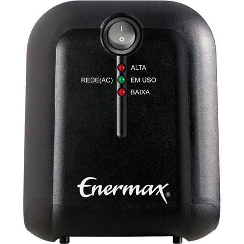 Estabilizador Enermax 1000VA Preto 21.10.018P - PC FLORIPA