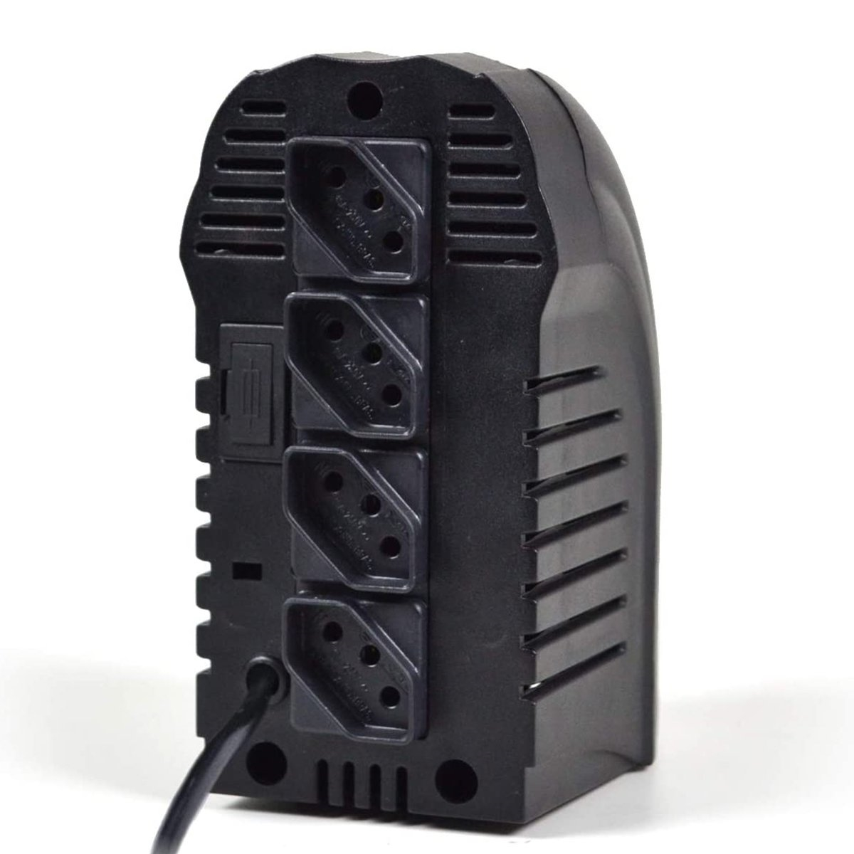 Estabilizador TS SHARA 300VA Bivolt 115/220V Preto #9001 - PC FLORIPA