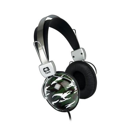 Fone de Ouvido C/ Microfone C3Tech HERO V2 MI-2336RG - PC FLORIPA