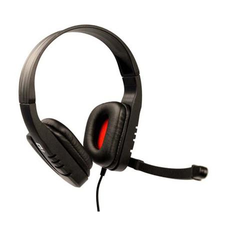 Fone de Ouvido C/ Microfone C3Tech Predator MI-2558RB - PC FLORIPA