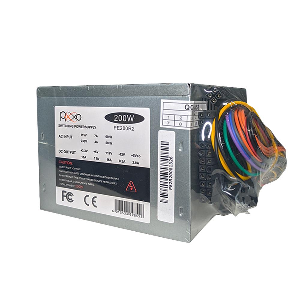 Fonte ATX 450/500 Watts Nominal (200W Real) - PC FLORIPA