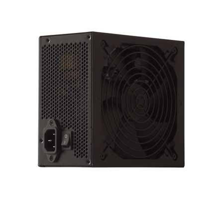 Fonte ATX C3Tech 650W Real - PFC Ativo - 80 Plus Bronze - PC FLORIPA