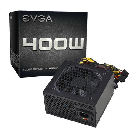Fonte ATX EVGA 400W Real - PC FLORIPA