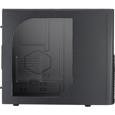 Gabinete ATX Cooler Master 430 MID TOWER LED Vermelho Lateral Acrílico - PC FLORIPA