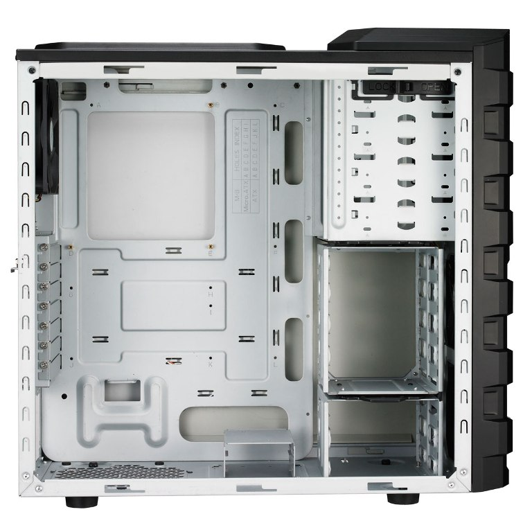 Gabinete ATX Cooler Master HAF 912 PLUS - PC FLORIPA