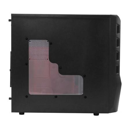 Gabinete ATX G-Fire HTX010L06S Preto / Azul - PC FLORIPA