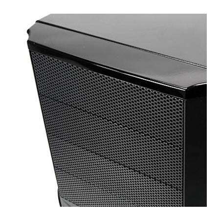 Gabinete ATX Thermaltake V3 Black Edition - VL80001W2Z - PC FLORIPA