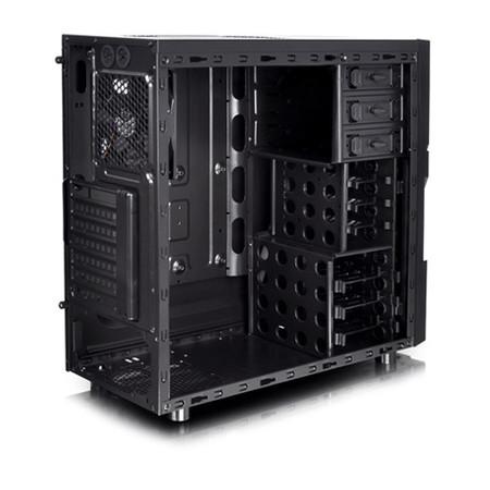 Gabinete ATX Thermaltake VERSA H21 Preto - CA-1B2-00M1NN - PC FLORIPA