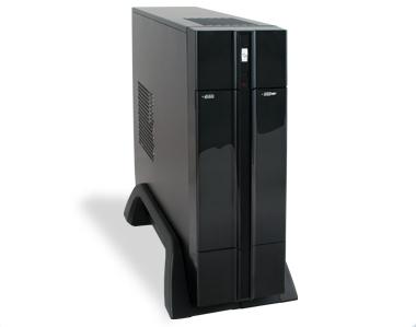 Gabinete MATX / ITX K-Mex 1 Baia CM-9F8A - PC FLORIPA