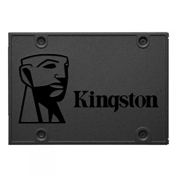 HD Kingston SSD 120 GB 2,5´ SATA III - SA400S37/120G - PC FLORIPA