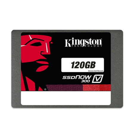 HD Kingston SSD 120 GB 2,5´ SATA III - SV300S37A/120G - PC FLORIPA