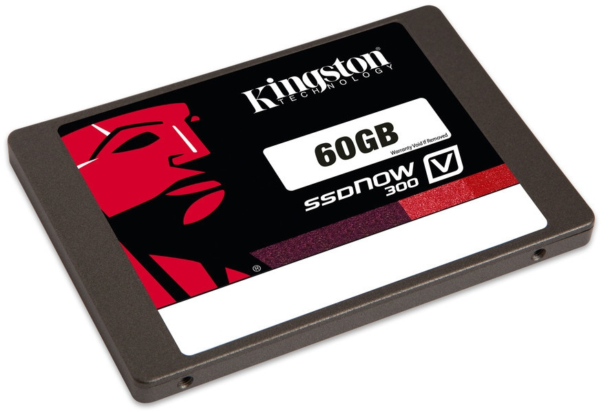 HD Kingston SSD 60 GB 2,5´ SATA III - SV300S37A/60G - PC FLORIPA