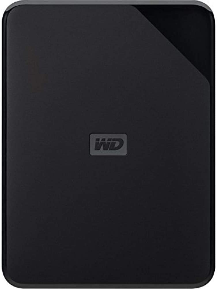 HD WD Externo Portátil Elements USB 3.0 4TB WDBU6Y0040BBK - PC FLORIPA