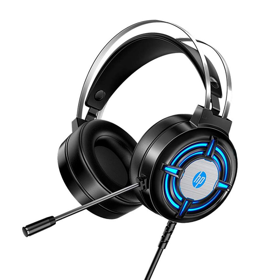 Headset HP Gaming H120 - 1QW67AA - PC FLORIPA