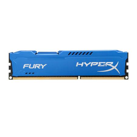 Memória 8 GB DDR3 1866 Kingston - HyperX Fury Vermelha - HX318C10F/8 - PC FLORIPA