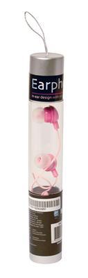 Mini Fone de Ouvido - Rosa Clone Cod. 11223 - PC FLORIPA