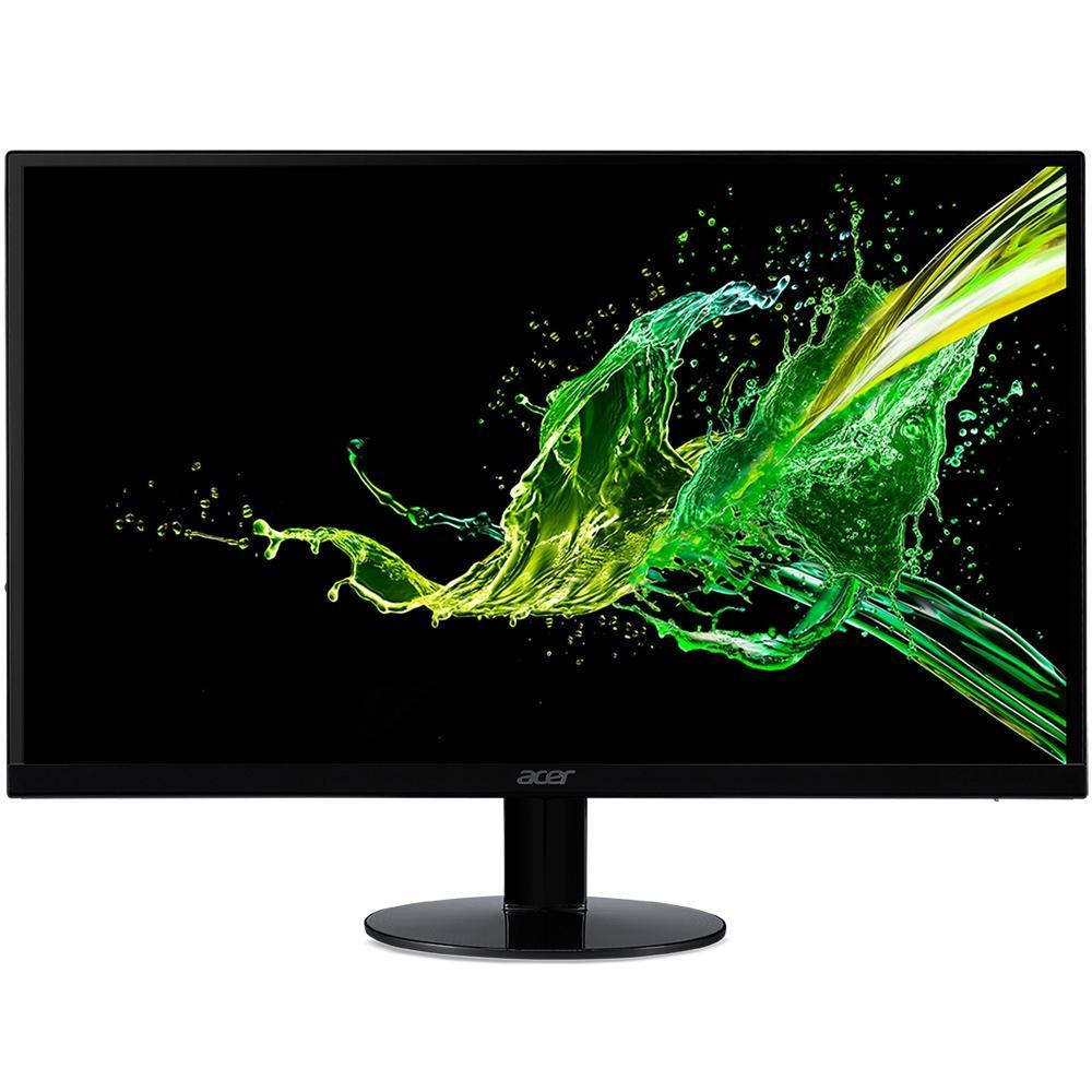 Monitor Acer 23 LCD SA302 Full HD - HDMI - 1MS - 75HZ - PC FLORIPA