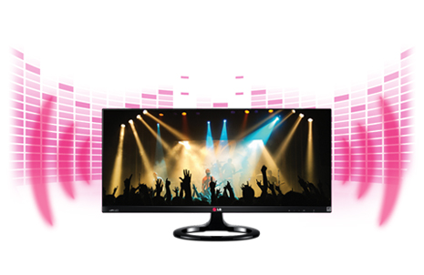 Monitor LG 29 LED 29EA73 Ultrawide IPS USB - HDMI - DVI - PC FLORIPA