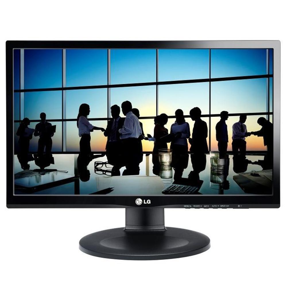Monitor LG LED 21.5´, Full HD, IPS, HDMI/DisplayPort, Altura Ajustável, Pivot - 22BN550Y - PC FLORIPA