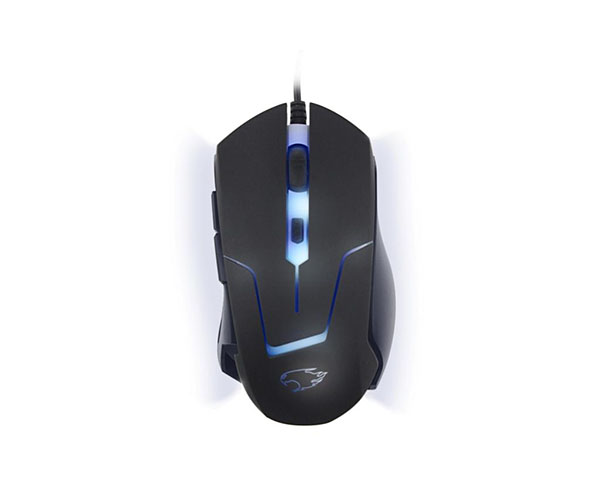Mouse G-Fire Gamer MOG013LGLB USB 7 Botões 2800 DPI - PC FLORIPA