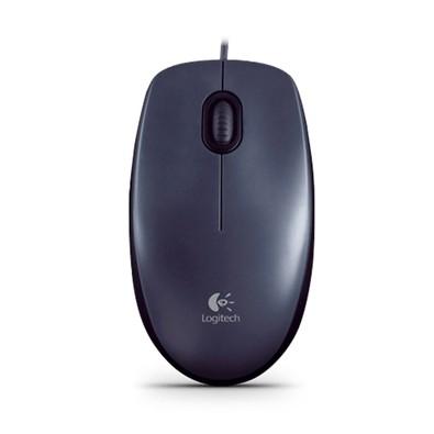 Mouse Logitech M100 Preto - PC FLORIPA