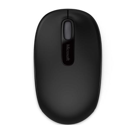 Mouse Microsoft Optical Mobile 1850 Wireless Preto - PC FLORIPA