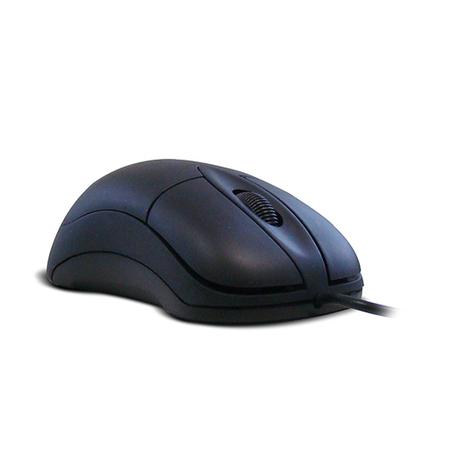 Mouse Wisecase WSK-7084 USB Preto - PC FLORIPA