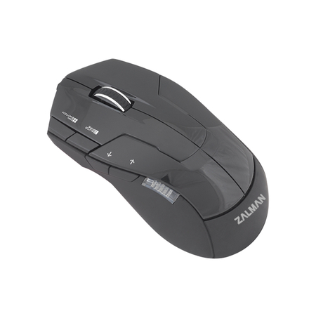 Mouse Zalman Gaming ZM-M300 6 Botões 2500DPI 4500FPS - PC FLORIPA